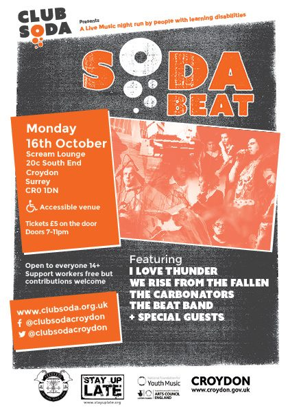 soda beat flyer - 16th oct - web