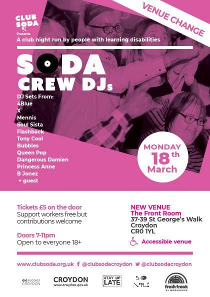soda crew - Flyer 18th march-amended venue